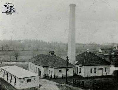 Pump house, ca. 1905