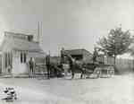 Alonzo Martin Lumber and Coal Yard (1880s)