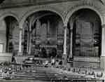 New Organ at Methodist Church