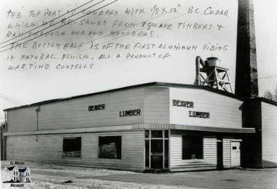 Beaver Lumber, 1946