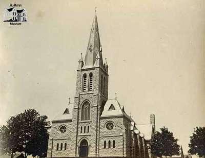 Roman Catholic Church, 1901