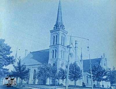 Methodist Church, 1901