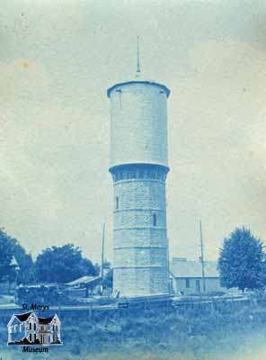 Water Tower, 1901