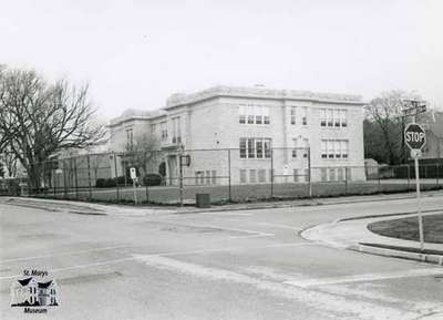 St. Marys Central School, 1993