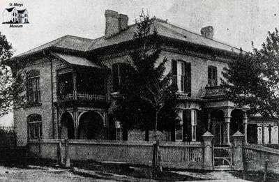 Dr. Mathieson's house - 109 Wellington Street North