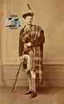 Man in Scottish dress
