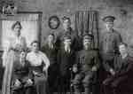 Sandercock family, 1916