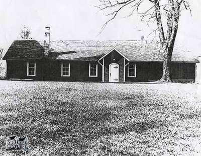 Presbyterian Church Hall