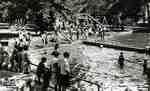 Cadzow Park Pool, ca. 1930s