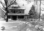 Ingersoll House in Winter, ca. 1960