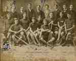 Excelsior Lacrosse Club, 1900.