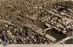 Aeroplane view of St. Marys, ca. 1919