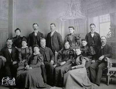 Porter Family Portrait