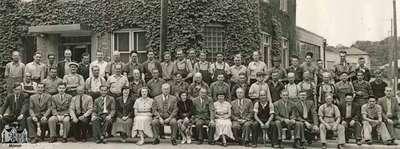C. Richardson & Co Staff, 1950