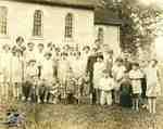 S.S. 9 Blanshard (Science Hill) School Photograph, 1930.