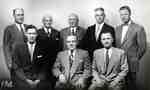 St. Marys Town Council, 1955
