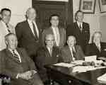 St. Marys Town Council, 1956