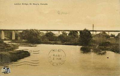 London Bridge, St. Marys