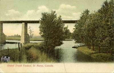 Grand Trunk Viaduct, St. Marys