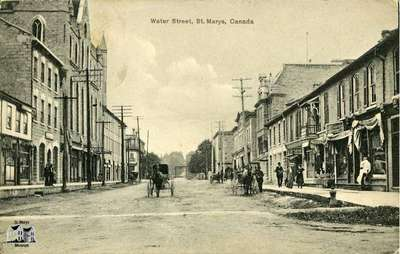 Water Street, St. Marys