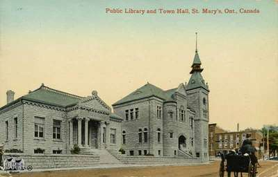 Public Library and Town Hall