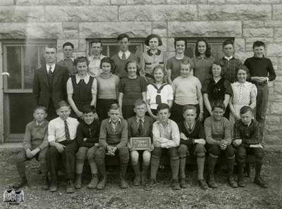 St. Marys Class 1938