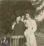 Bessie Bain and Nettie McIntyre