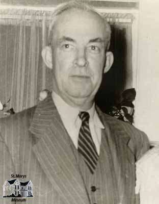 Victor George Tovell, mayor in 1946