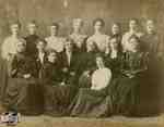 Women's Missionary Society, St. Marys Methodist Church, 1908
