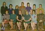 St. Marys North Ward Public School Teachers 1971-1972