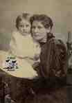 Mrs. (Dr.) W.P. Caven and daughter Ruth