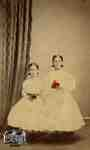 Adaline and Mary Ann McIntyre