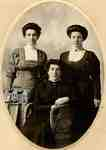Three MacLean sisters