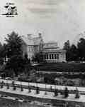 W.V. Hutton home - Westover Park, 1884