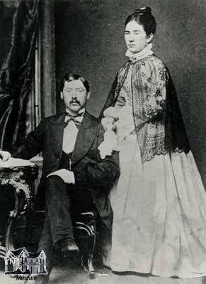 Henry E. Wilson and Frances Weir