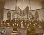 Knox Presbyterian Church Choir - 1895