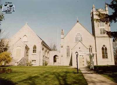 Anglican Church - 65 Church Street South