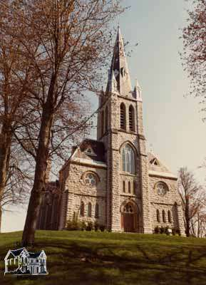 Holy Name of Mary Roman Catholic Church - 149 King Street North