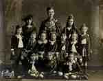 John Gray's Highland Dancing Class, 1900