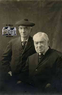 John and William Weir
