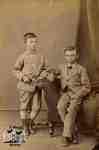 Arthur and Leon Ford - 1874