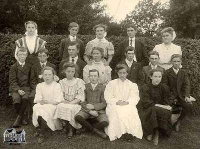 Senior Class of Kirkton Public School
