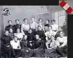Miss Clayton's Class, 1898