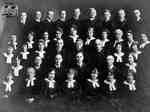 Methodist Church Choir, 1923