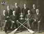Curling Team, 1915