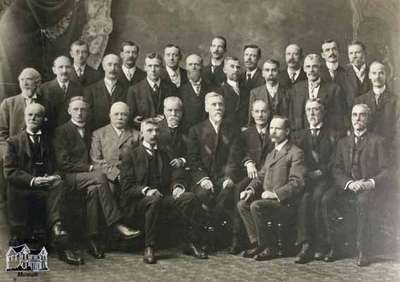 St. Marys Methodist Church Quarterly Official and Trustee Boards, 1908
