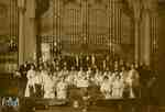 Methodist Church Choir, ca. 1908