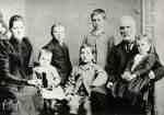 Dr. John Sinclair Family, 1893-4