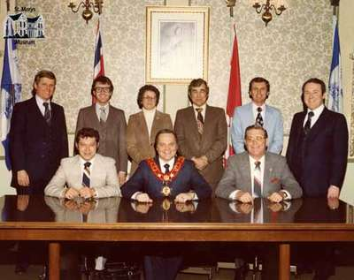 St. Marys Town Council, 1981-2