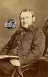 Rev. Dr. John Waters, Minister of the Knox Presbyterian Church, St. Marys